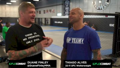 Thiago Alves Calls For Mike Perry At UFC 218 In Detroit: 'I Want To Beat His Ass'