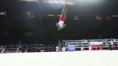 Donnell Whittenburg - Floor, USA - Official Podium Training - 2017 World Championships