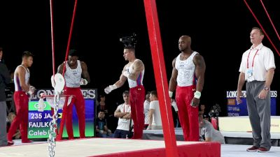 Donnell Whittenburg - Rings, USA - Official Podium Training - 2017 World Championships