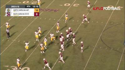 Dewann Ford 33-Yard Touchdown Pass To Trey Samuel