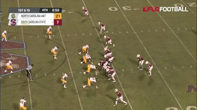 Jeremy Taylor Denies The Comeback With a 4th Quarter Interception