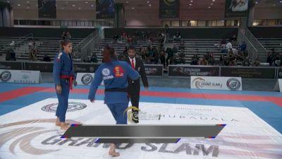 Nathiely De Jesus vs Claudia Do Val Abu Dhabi Grand Slam Los Angeles