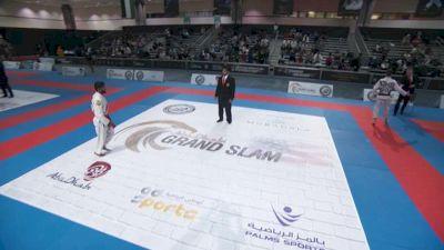 Rodnei Junior vs Jose Lima Abu Dhabi Grand Slam Los Angeles
