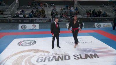 Victor Barreto vs Fabio Trindade Abu Dhabi Grand Slam Los Angeles