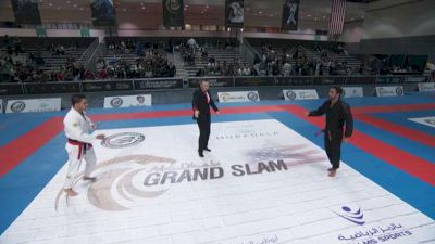 Yan Lucas Paiva vs Yago Espindola Abu Dhabi Grand Slam Los Angeles