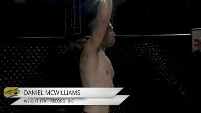 Daniel McWilliams vs. Emilio Williams CFL 12