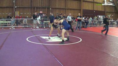 152 lbs Final, Cole Corrigan, Elite vs John Manning, Villanova Catholic