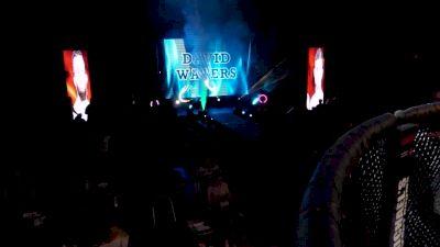 Casey Jones vs. David Waters Fury FC 19