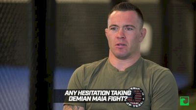 Colby Covington Discusses Demian Maia, Tyron Woodley: 'He'll Never Come Back To That Octagon After I Humiliate Him'