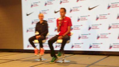 Chris Derrick reflects on his first marathon