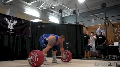 Fernando Reis Snatches 190kg At MIA 2017