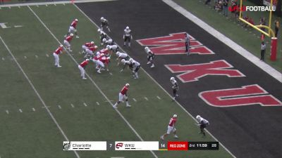 Mike White Cruises In To Pad WKU Lead
