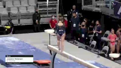 Joscelyn Roberson - Beam, NE Texas Elite - 2021 US Championships