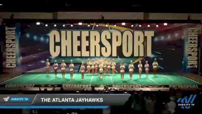 The Atlanta Jayhawks [2021 Senior 4] 2021 CHEERSPORT: Atlanta Grand Championship