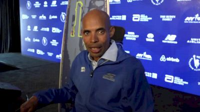Meb Juggling Emotions Obligations And Racing Ahead Of Final NYC Marathon