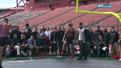 165 lbs John Van Brill, RU vs Brendan Burnham, MD