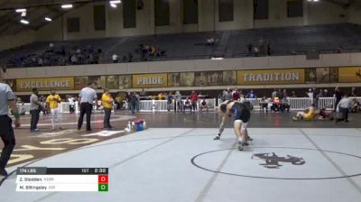 174 3rd Place - Zach Stodden, Nebraska-Kearney vs Michael Billingsley, Air Force