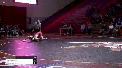 157 Shomers, Edinboro vs Hartmann, Buck