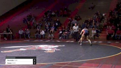 184 Reynolds, Edinboro vs Reese, Bucknell