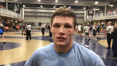 Brock Zacherl Finishing Off Matches