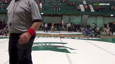 141-Final, Javier Gasca III (Michigan State) vs Michael Longo (University of Oklahoma)