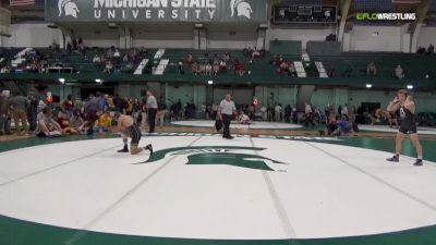 125-Final, Luke Welch (Purdue University) vs Devin Schroder (Purdue University)