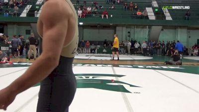 133-Final, Ben Thornton (Purdue University) vs Dresden Simon (Central Michigan)