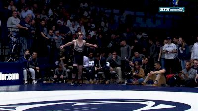 165 lbs Vincenzo Joseph, PSU vs Andrew Mendel, ARMY