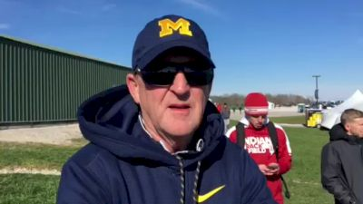 Mike McGuire's Michigan women headed to their 16th straight NCAAs
