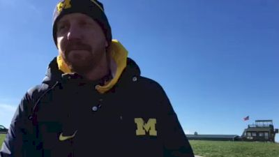 Michigan coach Kevin Sullivan happy to walk away with the tight auto