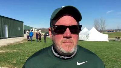 Michigan State coach Walt Drenth gets two teams to nationals, will avoid bad eggs