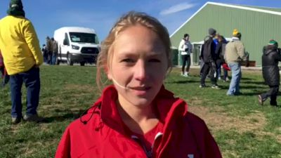 Katherine Receveur wins Great Lakes, ready for top ten at nationals