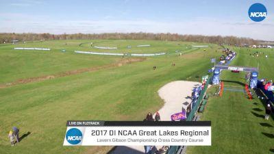 2017 DI NCAA Great Lakes XC Regional Men's 10k