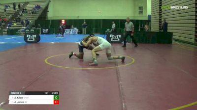 157D Round 5 - James Kilgo, Castleton vs Jawan Jones, Ithaca