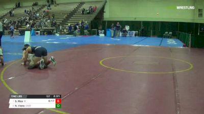 174C Finals 5th - Steven Rice, Ithaca vs Nolan Viens, Castleton
