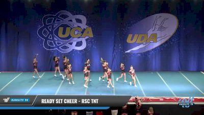 Ready Set Cheer - RSC TNT [2017 L2 Junior Day 2] 2017 UCA & UDA Mile High Championship