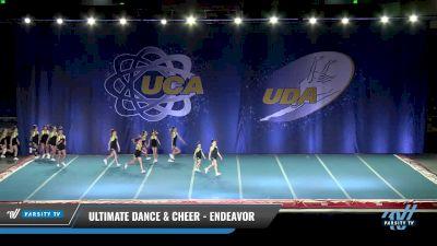 Ultimate Dance & Cheer - Endeavor [2017 L2 Junior Day 2] 2017 UCA & UDA Mile High Championship