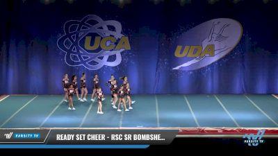 Ready Set Cheer - RSC Sr Bombshells [2017 L2 Senior Day 2] 2017 UCA & UDA Mile High Championship