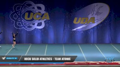 Rock Solid Athletics - team atomic [2017 L2 Senior Day 2] 2017 UCA & UDA Mile High Championship