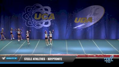 Steele Athletics - Kryptonite [2017 L4 Senior Coed Day 2] 2017 UCA & UDA Mile High Championship