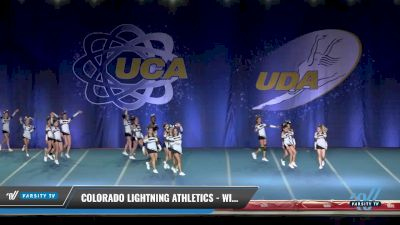 Colorado Lightning Athletics - Wildfire [2017 L4 Senior Day 2] 2017 UCA & UDA Mile High Championship