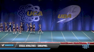 Steele Athletics - Shrapnel [2017 L5 Senior Restricted Coed Day 2] 2017 UCA & UDA Mile High Championship