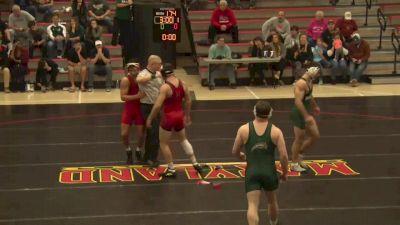 174 lbs Josh Ugalde, Maryland vs Daniel Mika, GMU