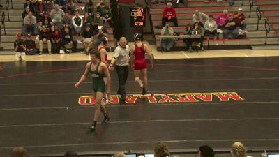 165 lbs Patrick Gerish, Maryland vs Brandan May, GMU