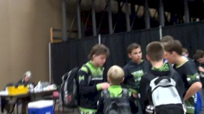 Team Minion Getting The Hardware at National MS Duals