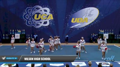 Wilson High School [2017 Large Varsity Day 1] 2017 UCA Northeast Championship