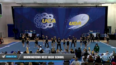Downingtown West High School [2017 Medium Varsity Coed Day 1] 2017 UCA Northeast Championship