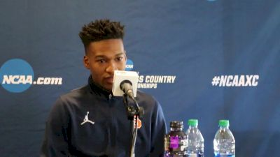 How Justyn Knight structured his XC season after racing world 5K final