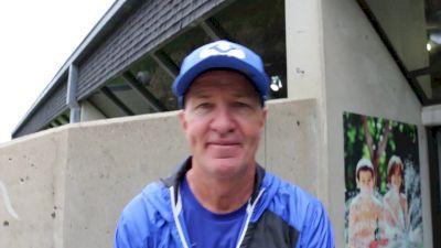Record best team finish in Ed Eyestone's coaching career