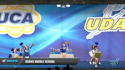 Burns Middle School [2017 Game Day Junior High Day 1] 2017 UCA Bluegrass Championship
